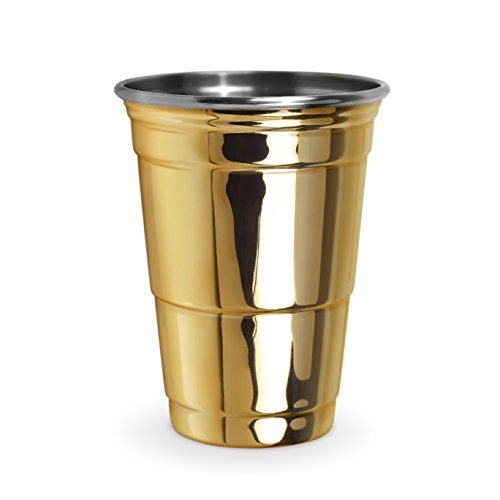 (Fred 5203495 The Original GOLD PARTY CUP,)