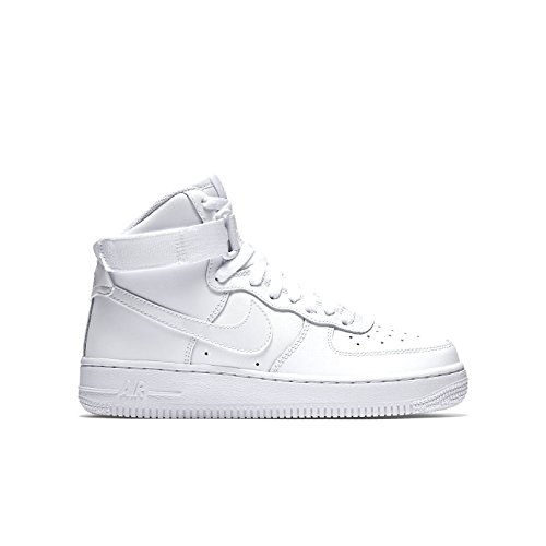 Nike Air Force 1 High Big Kids Style: 653998-100 Size: 5.5 White