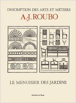 Livre gratuits Le menuisier des jardins - Bibliothèque des Arts, Sciences et Techniques pdf epub