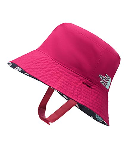 The North Face Kids Unisex Baby Sun Bucket (Infant) Atomic Pink One Size