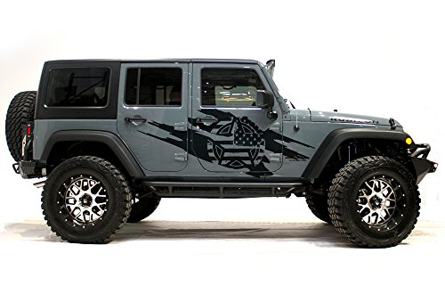 Factory Crafts Wrangler 2007 2016 Graphics product image