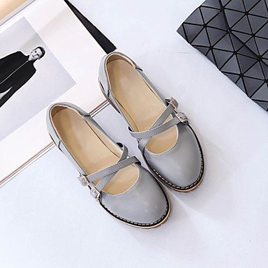 Verano Flip 5 Pu Zapatillas 7 Blanco 5 Caminar Confort Mujer UK4 Casual CN37 Heelblack Chunky RTRY EU37 5 amp;Amp; De Flops US6 nHpIqqYw