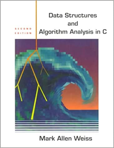 Amazon com: Data Structures and Algorithm Analysis in C (2nd Edition