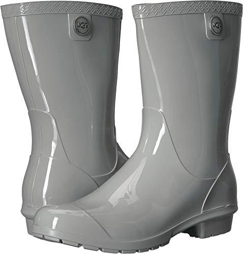 UGG Women's Sienna Rain Boot, Seal, 11 M US