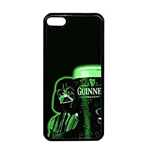Guinness Drinking iPod Touch 6, Guinness Drinking Phone Funda, Guinness Drinking Hard Plastic Black Cover