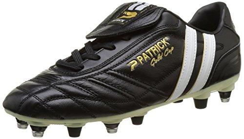 Bota Patrick Gold Cup 14, Color Negro