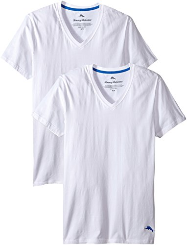 tommy-bahama-mens-2-pack-stretch-cotton-comfort-solid-v-neck-t-shirt-white-large