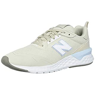 New Balance Women's Fresh Foam 515 Sport V2 Sneaker, Oyster/Winter Sky, 8.5 W US