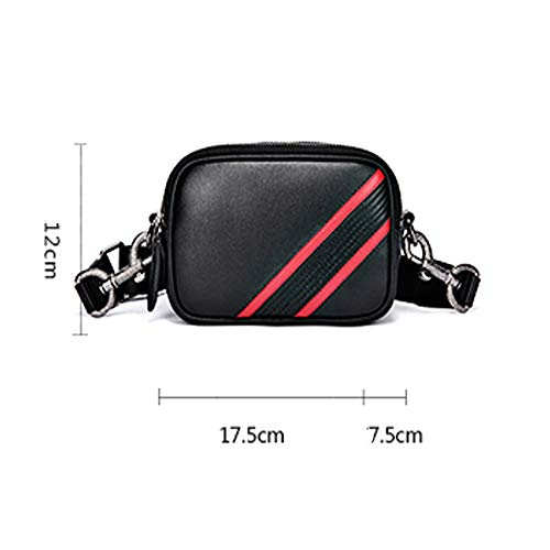 Cross 2018 Bag Version Bags Korean Personality Di Of New Brand package Messenger Shoulder Tide Men Zq Mini Chest The vZqdnd4TXw