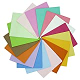 """17pcs 18"""" x 22"""" Fat Quarter Bright Solid Bundles Quilting Fabric for Quilting Sewing DIY Craft"""