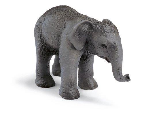Buy schleich asian elephant calf toy figure
