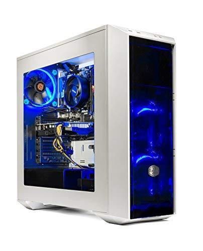 注目 SkyTech 120GB Oracle Gaming Computer Desktop PC USB Ryzen SSD 1200 3.1GHz Quad-Core GTX 1050TI 4GB 16GB DDR4 2400 120GB SSD 1TB HDD Wi-Fi USB Windows 10 Home 64-bit [並行輸入品] B07HT7DVRZ, プリムローズ:db6c0db5 --- svecha37.ru
