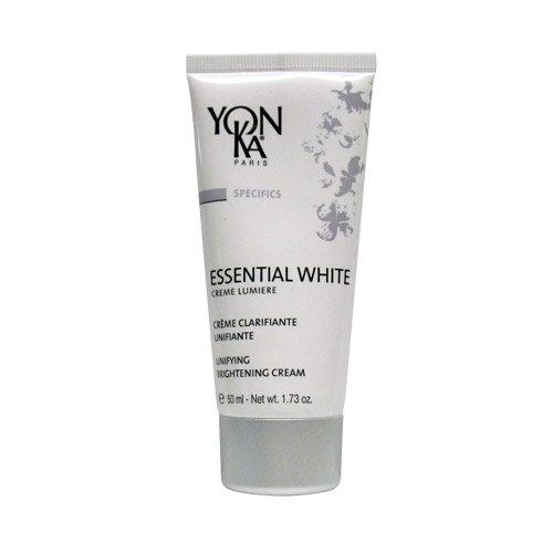 YONKA Essential White Creme Lumiere Unifying Brightening Cream 50 ml / 1.73 oz. - BRAND NEW - Lumiere Creme