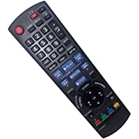 Replaced Remote Control Compatible for Panasonic SC-BT330 N2QAKB000092 SABT230 SC-BT330PK SABT750 SA-BT730 Home Theater System Receiver