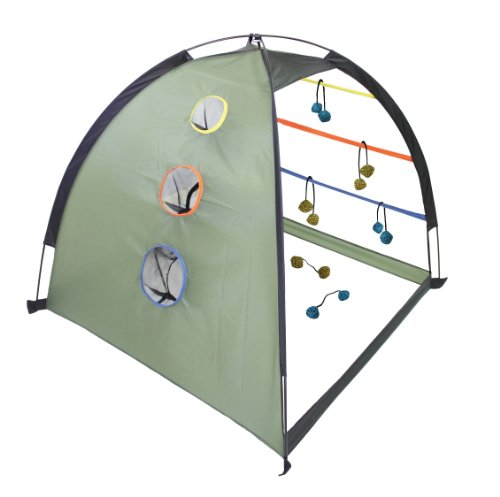 Outside Inside Backpack Dome Ladderball/Cornhole by Outside Inside