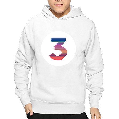 er (Circle-Multicolor) Hoodie Sweatshirt Funny Pullover ()