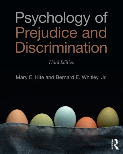 Psychology of Prejudice and Discrimination by Routledge