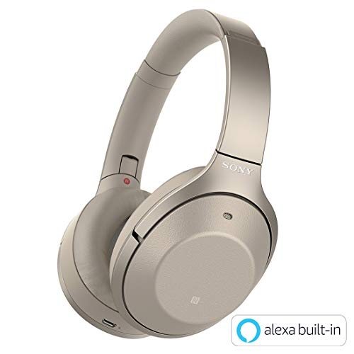 SONY Wireless noise canceling stereo headset WH-1000XM2 NM (CHAMPAGNE GOLD)(International version/seller warrant) ()