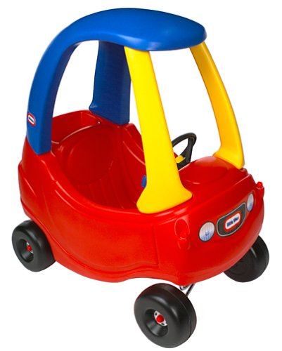 amazoncom cozy coupe ii car blue toys games