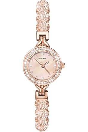 Sekonda La s Bracelet Watch 4215 Sekonda Amazon Watches