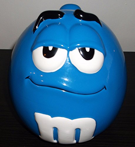 m and m candy jar - 3