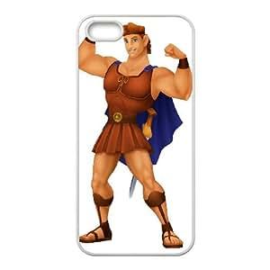iPhone 5 5s Cell Phone Case White Hercules atlas phone case adgh7998873