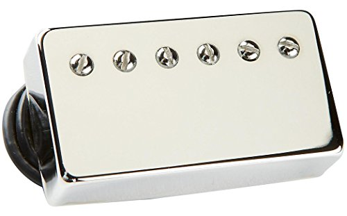 Neck Pickup Nickel Cover - 7