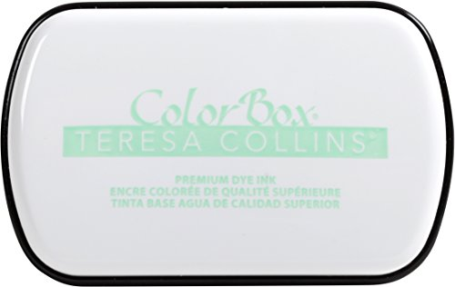 ColorBox Premium Dye Inkpad by Teresa Collins Fresh Mint