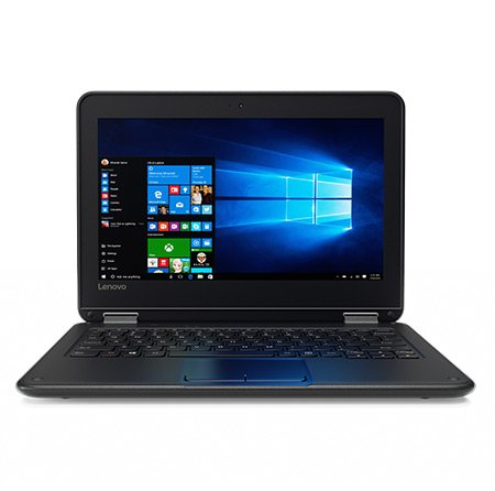 Lenovo N23 11.6-inch IPS Anti-Glare Touchscreen 2-in-1 Business Laptop