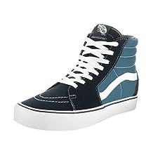 Vans Unisex Sk8-Hi Light (Suede/Canvas) Skate Shoe
