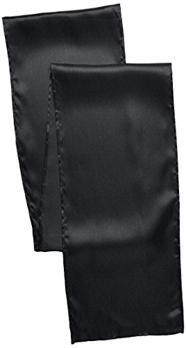 LinenTablecloth 108 Inch Satin Table Runner product image