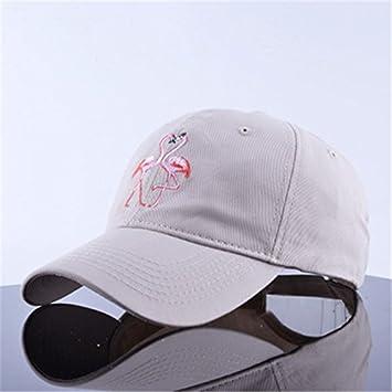 QETUOAD Gorra de béisbol de Verano Flamingo Dad Sombreros para ...