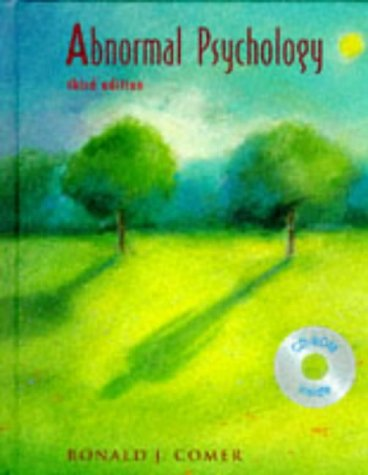 abnormal psychology & case studies in abnormal psychology comer 7th Abnormal psychology ronald comer 8th  adolescents abnormal children an outline of abnormal psychology case  key math 7th grade area and perimeter test kamico.