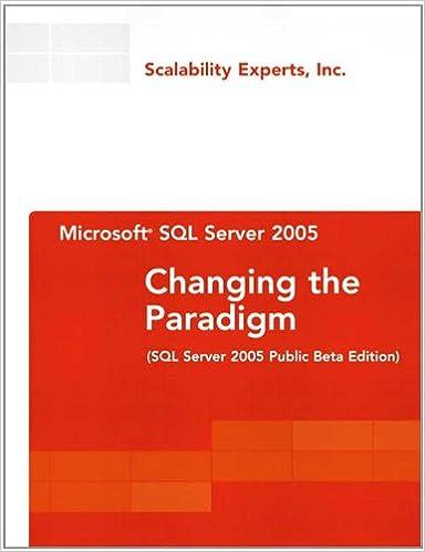 Amazon ilmainen kirja lataa Kindle Microsoft SQL Server 2005: Changing the Paradigm: SQL Server 2005 Public Beta Edition in Finnish PDF