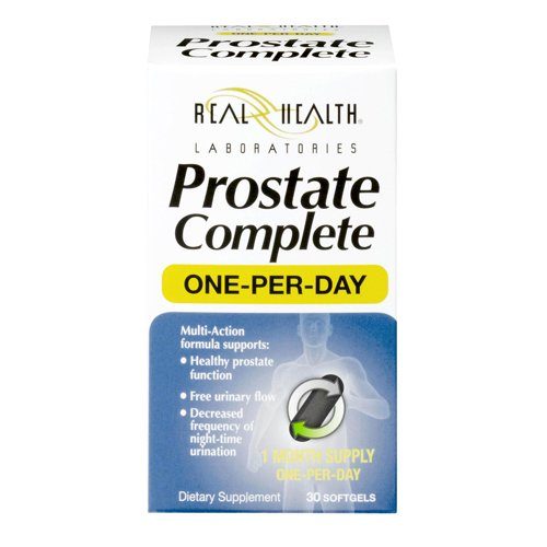 Real Health Prostate Complete Count product image