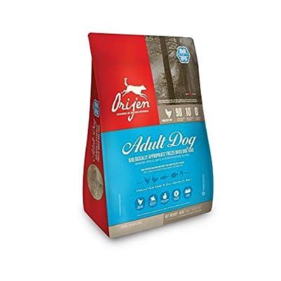 ORIJEN Original High-Protein, Grain-Free, Premium Quality Meat, Freeze-Dried Dog Food