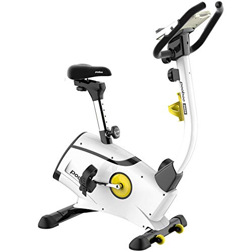 L NOW Exercise Bike, Indoor Cycling Bike, Belt Drive Stationary Bike, Magnetic Resistance Upright Bike With LCD Display…