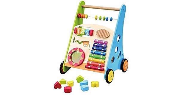 Tigris Wholesale - Andador musical de madera para bebé ...