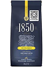 1850 100% Colombian Roast & Ground Coffee Light Roast 340g
