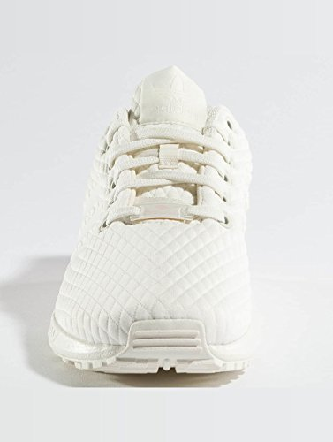 Off Donna adidas White Pink White Scarpe Trace da F17 Corsa Multicolore W ZX Off Flux gqYC8