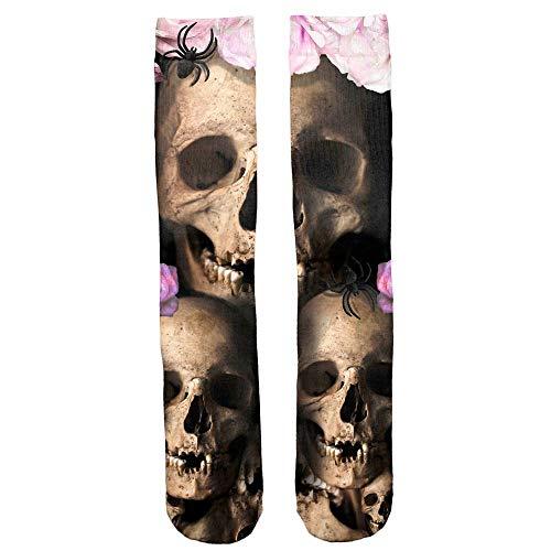 Socks for Women Tronet Women's Stockings PrintedSocks Sports Socks for $<!--$3.99-->