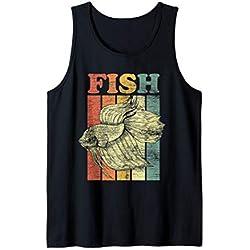 Retro Fish Tank Top
