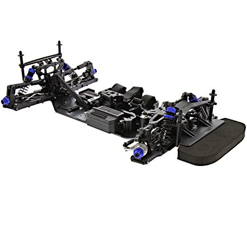 Kyosho 1/8 Inferno GT2 VE BL Roller Rolling Chassis with Transmission & Shocks