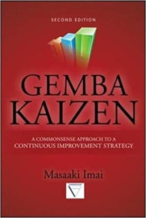 Amazon buy gemba kaizen a commonsense approach to a continuous amazon buy gemba kaizen a commonsense approach to a continuous improvement strategy 2e book online at low prices in india gemba kaizen a fandeluxe Gallery
