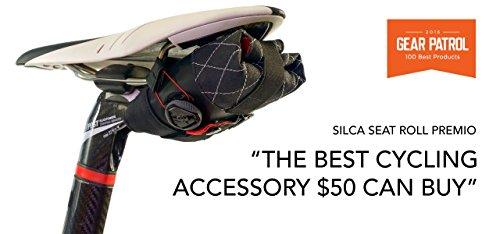 Silca Seat Roll Premio, Black