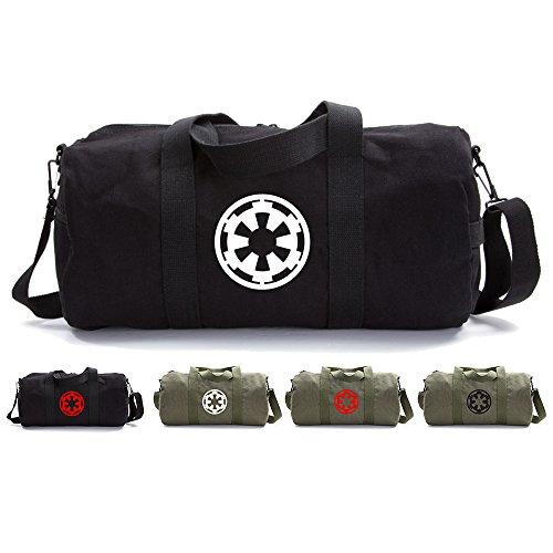 Star Wars Galactic Empire Army Sport Heavyweight Canvas Duffel Bag