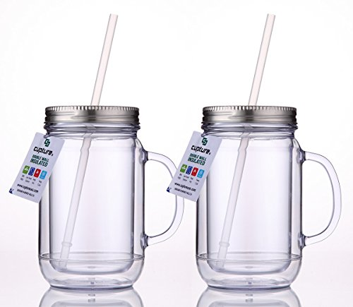 Cupture Vintage Clear Tumbler Stainless product image