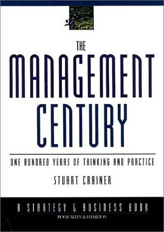 The Management Century