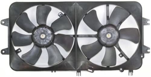Radiator Cooling Fan Assembly w// Motor for 00-02 Mazda 626 2.0L