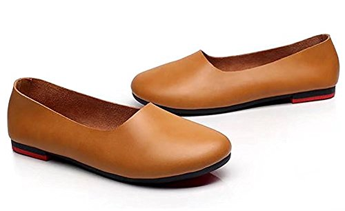 Women's Designer's Camal Toe Pumps Closed Kunsto B Studded Heel High 5fR1xFwq